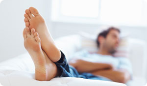 Men: Please Take Care of Your Feet