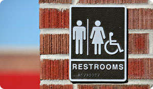 Are Public Restrooms Making You Sick?