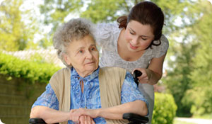Taking Care of the Caregiver