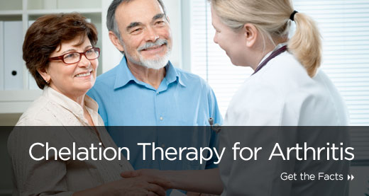 Chelation Therapy for Arthritis