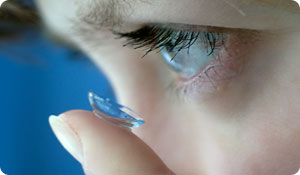 Contact Lenses and Eye Allergies