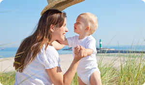 6 Sun Smarts for Babies and Toddlers